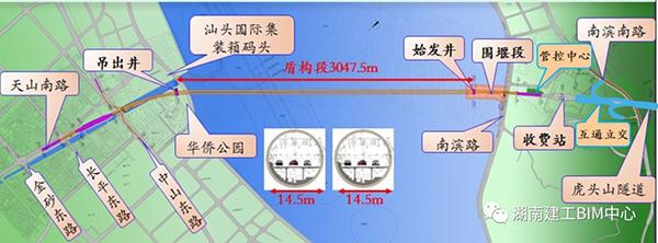 汕头市苏埃隧道工程