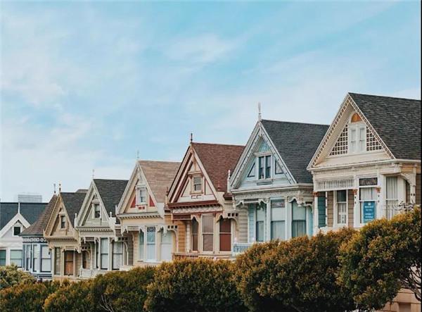 湾区的住宅