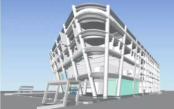 BIM建筑