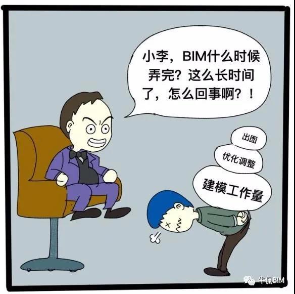 甲方:小李,BIM什么时候做完?