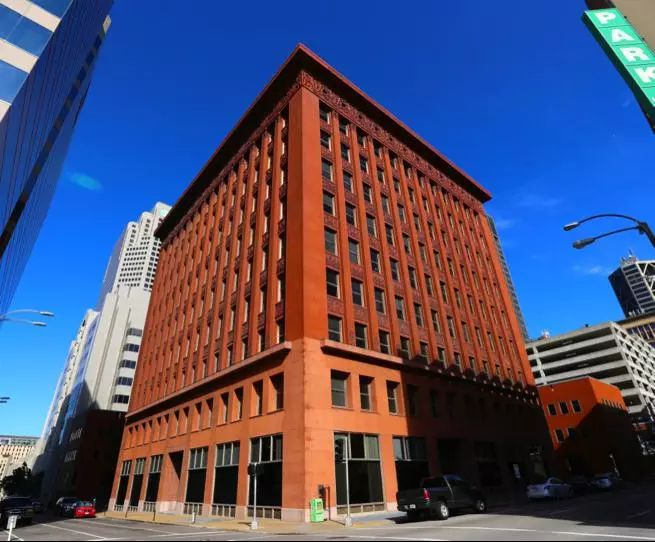 温莱特大厦-美国最早的高层装配式建筑