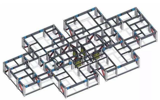 BIM与钢结构数字化加工集成应用的价值