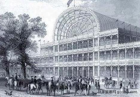 人类第一座现代建筑水晶宫是装配式建筑